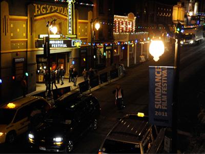 Native Forum Party - 2011 Sundance Film Festival