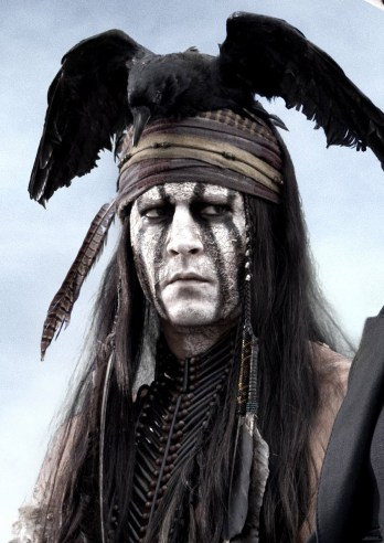 The Lone Ranger johnny-depp