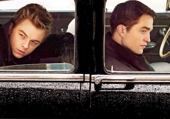 Dane DeHaan as James Dean