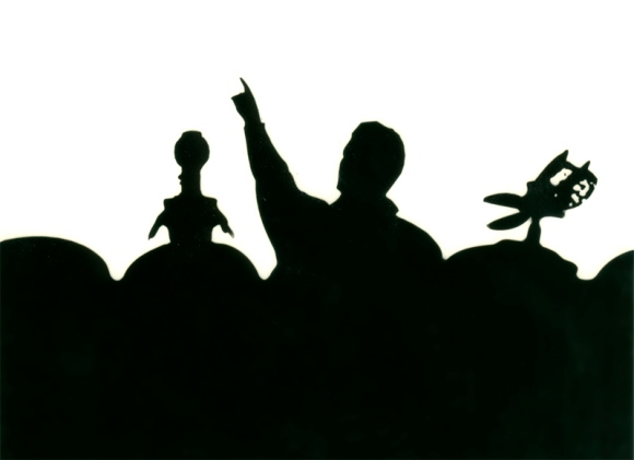 MST3K silhouette large