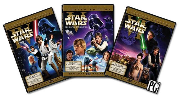 Star Wars Limited Editions